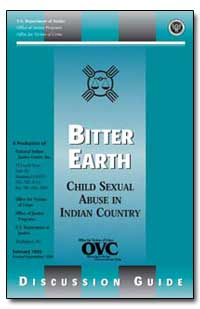 Bitter Earth by Government Printing Office