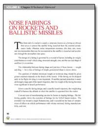 Nose Fairings on Rockets and Ballistic M... by Government Printing Office