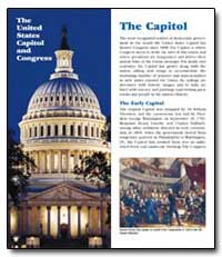 The United States Capitol and Congress by Government Printing Office