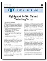 Highlights of the 2001 National Youth Ga... by Egley, Arlen, Jr.