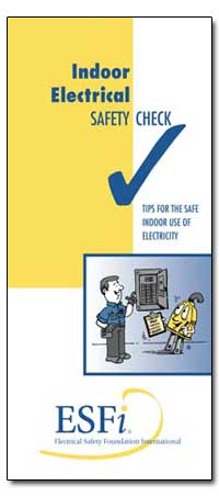 In Door Electrical Safety Check Tips for... by Government Printing Office