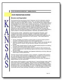 State Prevention Inventory - Kansas Prof... by Government Printing Office
