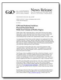 Gpo and National Archives Present Presid... by Government Printing Office