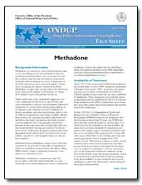 Methadone by Government Printing Office
