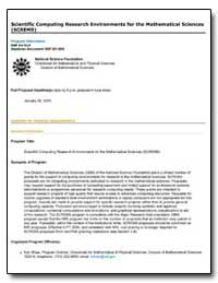 Scientific Computing Research Environmen... by Government Printing Office