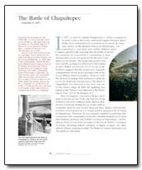 The Battle of Chapultepec by Government Printing Office