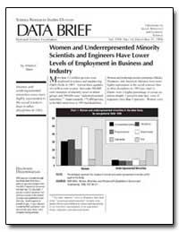 Women and Underrepresented Minority Scie... by Davis, Abiola C.