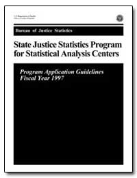 State Justice Statistics Program for Sta... by Government Printing Office