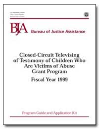 Closed-Circuit Televising of Testimony o... by Government Printing Office