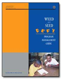 Weed Seed Program Management Guide by Government Printing Office