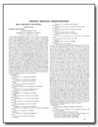 General Services Administration by Government Printing Office