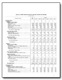 Table 25–13 Current Services Outlays by ... by Government Printing Office