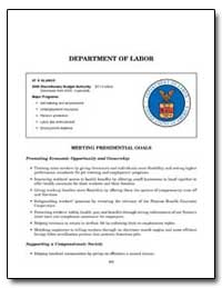 Department of Labor by Government Printing Office
