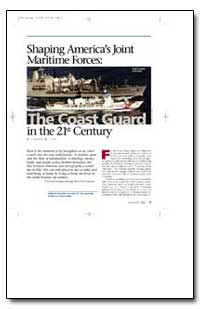 Shaping Americas Joint Maritime Forces: ... by Loy, James M.