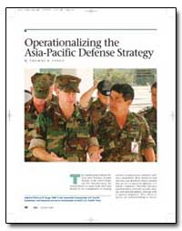 Operationalizing the Asia-Pacific Defens... by Fargo, Thomas B.