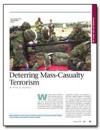 Deterring Mass-Casualty Terrorism by Bowen, Wyn Q.