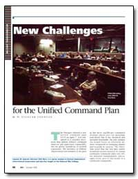 New Challenges for the Unified Command P... by Johnson, W. Spencer