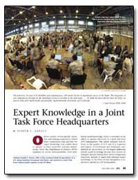Expert Knowledge in a Joint Task Force H... by Geraci, Joseph C.