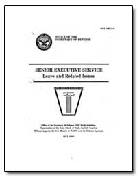 Leave and Related Issues by Department of Defense