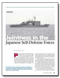 Jointness in the Japanese Self-Defense F... by Ota, Fumio