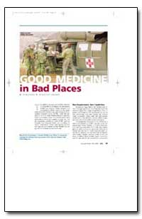 Good Medicine in Bad Places by Kilvert–Jones, Timothy D.