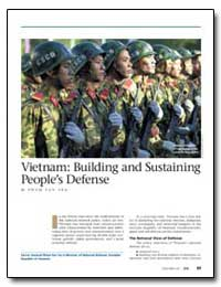 Vietnam: Building and Sustaining Peoples... by Vantra, Pham