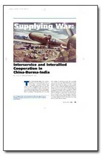 Interservice and Interallied Cooperation... by Daugherty, Leo