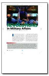 Revolutions in Military Affairs by Simonds, James R. Fitz