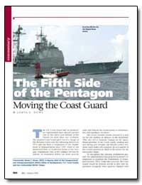 The Fifth Side of the Pentagon Moving th... by Howe, James C.