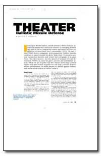 Theater Ballistic Missile Defense by Fogleman, Ronald R.