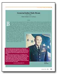General John Dale Ryan (1915–1983) Chief... by Department of Defense