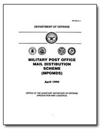 Military Post Office Mail Distribution S... by Department of Defense