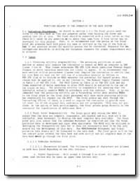 Functions Related to the Operation of th... by Department of Defense