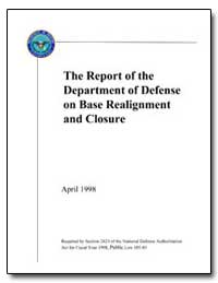 The Report of the Department of Defense ... by Department of Defense