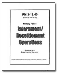 Military Police Internment Resettlement ... by Department of Defense