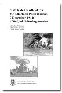 Staff Ride Handbook for the Attack on Pe... by Gudmens, Jeffrey J.