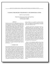 Learning User-Specific Parameters in a M... by Jain, Anil K.