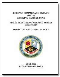 Defense Commissary Agency (Deca) Working... by Department of Defense