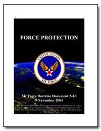 By Order of the Air Force Doctrine Docum... by Department of Defense