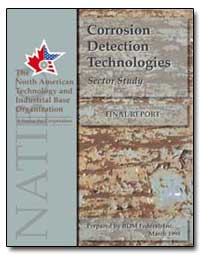 Corrosion Detection Technologies Sector ... by Department of Defense