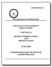 Department of Defense Financial Manageme... by Department of Defense