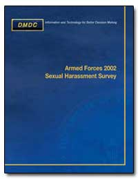 Armed Forces 2002 Sexual Harassment Surv... by Lipari, Rachel N.