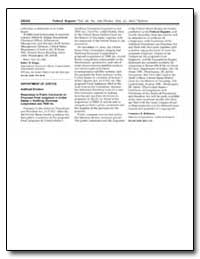 Federal Register Vol. 68, No. 100 Friday... by Department of Defense