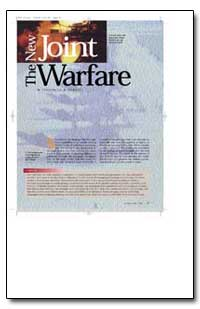 The New Joint Warfare by Strain, Frederick R.