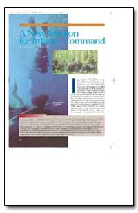 A New Mission for Atlantic Command by Miller, Paul David