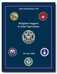 Religious Support in Joint Operations by Department of Defense