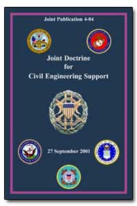 Joint Doctrine for Civil Engineering Sup... by Department of Defense