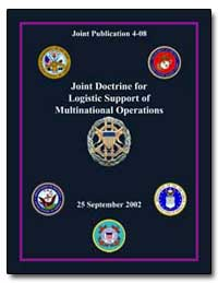 Joint Doctrine for Logistic Support of M... by Department of Defense