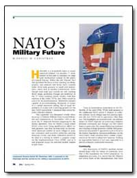 Nato's Military Future by Department of Defense