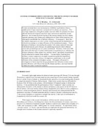 System Considerations Concerning the Dev... by Uchey, W. J.